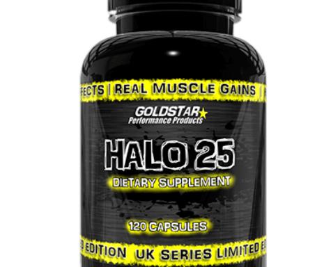 HALO25 (Halodrol)