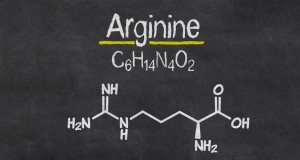 Arginine-supplement