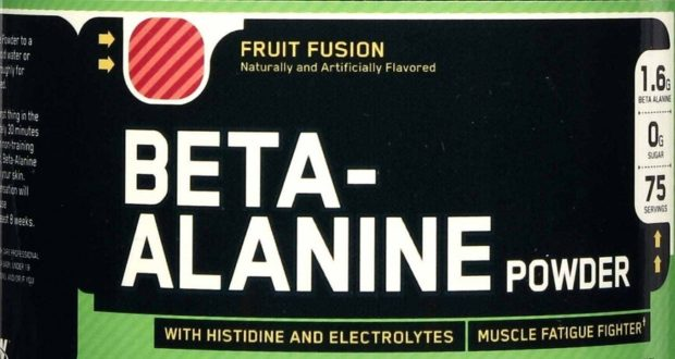 beta-alanine-supplement