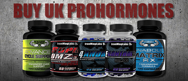 UK prohormones and SARMs